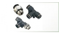 Push-in fittings and connectors KR